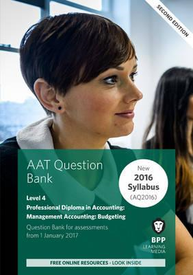 AAT Management Accounting Budgeting (BOK)