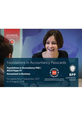FIA Foundations of Accountant in Business FAB (ACCA F1) (BOK)