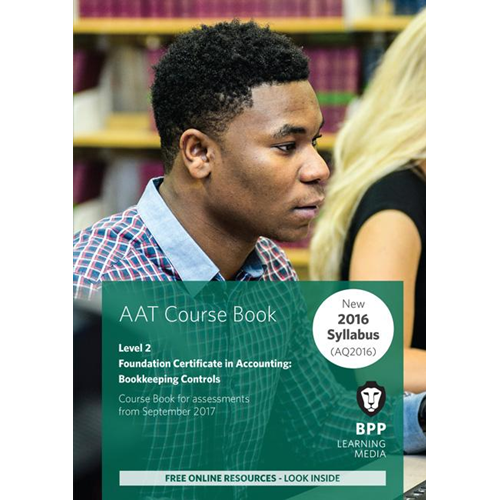 AAT Bookkeeping Controls (BOK)