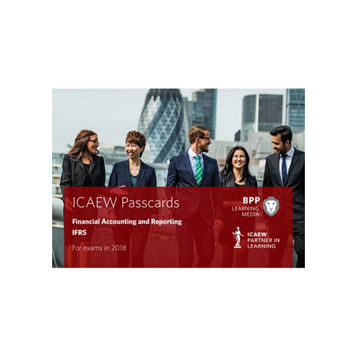 ICAEW Financial Accounting and Reporting IFRS (BOK)