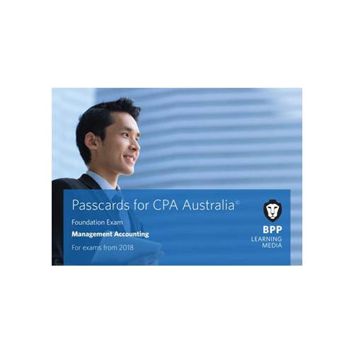 CPA Australia Management Accounting (BOK)
