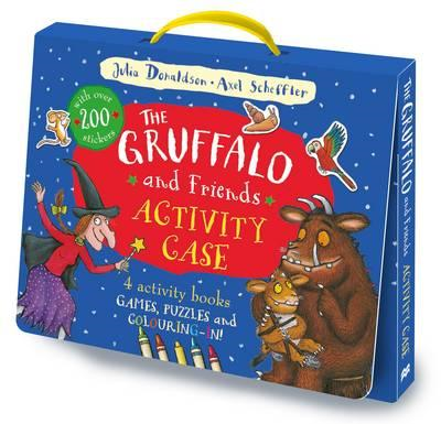 Gruffalo and Friends Activity Case (BOK)