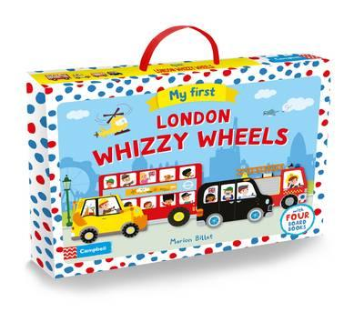 My First London Whizzy Wheels (BOK)