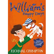 William's Happy Days (BOK)