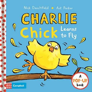 Charlie Chick Learns To Fly (BOK)