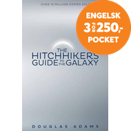 Produktbilde for Hitchhiker's Guide to the Galaxy (BOK)