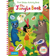 The Jungle Book: First Sticker Activity Book (BOK)