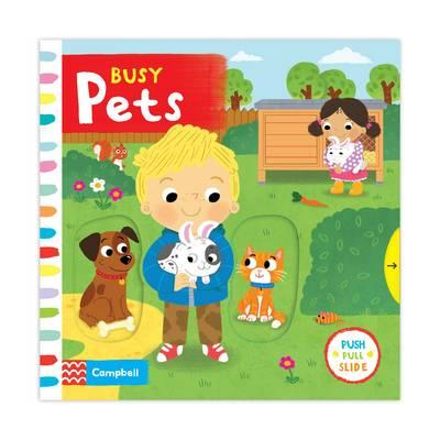 Busy Pets (BOK)