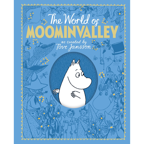 Moomins: The World of Moominvalley (BOK)
