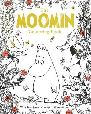 The Moomin Colouring Book (BOK)