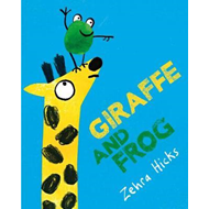 Giraffe and Frog (BOK)