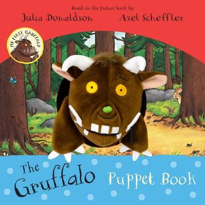 My First Gruffalo: The Gruffalo Puppet Book (BOK)