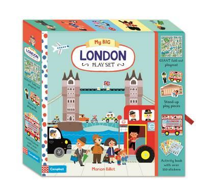 My Big London Play Set (BOK)