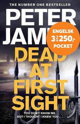 Dead at First Sight (BOK)