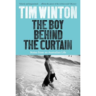 Produktbilde for The Boy Behind the Curtain - Notes From an Australian Life (BOK)