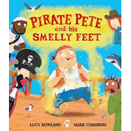 Pirate Pete and His Smelly Feet (BOK)