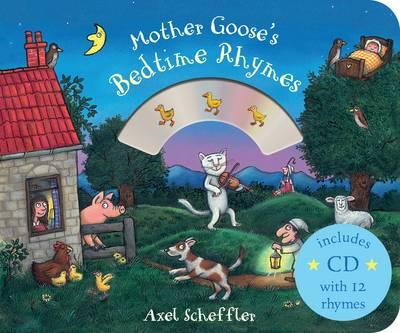 Mother Goose's Bedtime Rhymes (BOK)