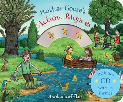 Mother Goose's Action Rhymes (BOK)