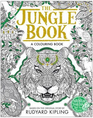 Jungle Book Colouring Book (BOK)