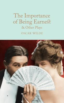 Importance of Being Earnest & Other Plays (BOK)
