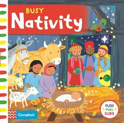 Busy Nativity (BOK)