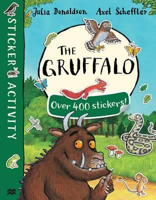 Gruffalo Sticker Book (BOK)