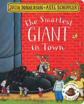 Smartest Giant in Town (BOK)