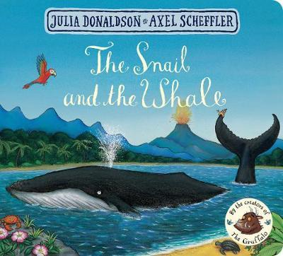 Snail and the Whale (BOK)