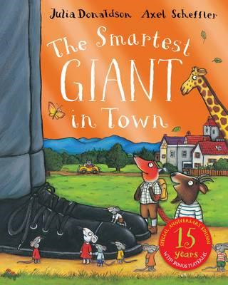 Smartest Giant 15th Anniversary Edition (BOK)