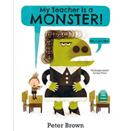 My Teacher is a Monster! (No, I am not) (BOK)