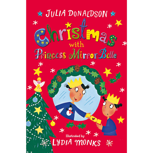 Christmas with Princess Mirror-Belle (BOK)