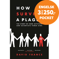 Produktbilde for How to Survive a Plague (BOK)