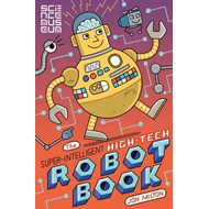 Super-Intelligent, High-tech Robot Book (BOK)