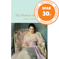 Produktbilde for The Portrait of a Lady (BOK)