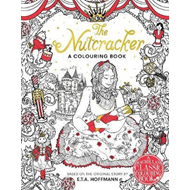 Nutcracker Colouring Book (BOK)