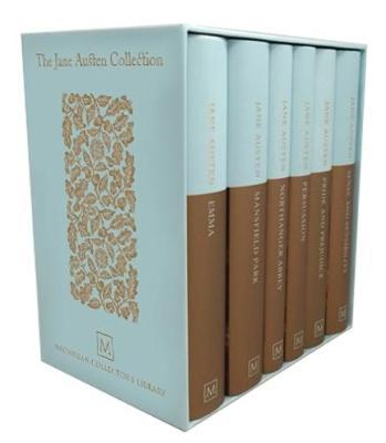 Jane Austen Collection (BOK)