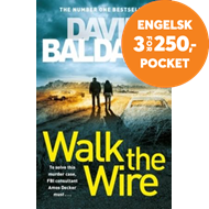 Produktbilde for Walk the Wire - The Sunday Times Number One Bestseller (BOK)