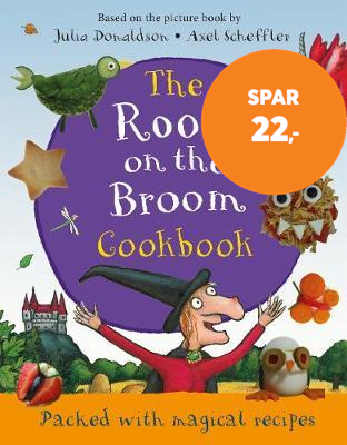 The Room on the Broom Cookbook (BOK)