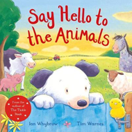 Say Hello to the Animals! (BOK)