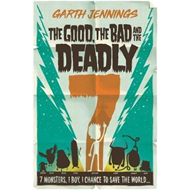Produktbilde for Good, the Bad and the Deadly 7 (BOK)