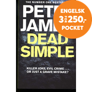 Produktbilde for Dead Simple (BOK)
