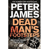 Produktbilde for Dead Man's Footsteps (BOK)