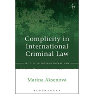 Complicity in International Criminal Law (BOK)