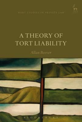 Theory of Tort Liability (BOK)