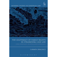 Legitimacy of Family Rights in Strasbourg Case Law (BOK)