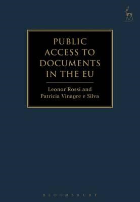 Public Access to Documents in the EU (BOK)