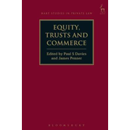 Equity, Trusts and Commerce (BOK)