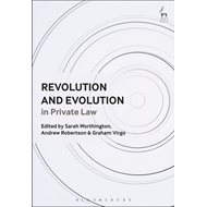 Revolution and Evolution in Private Law (BOK)