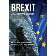 Brexit and Financial Services (BOK)