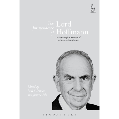 Jurisprudence of Lord Hoffmann (BOK)